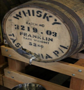 Whisky-Barrell
