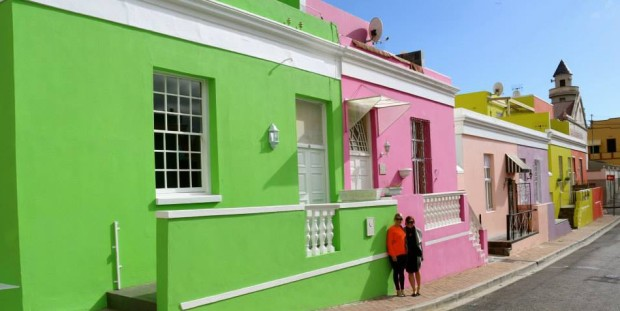 malay houses cape town